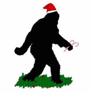 Gone Christmas , Gone Squatchin' Photo Cutout