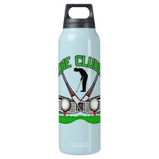 Gone Clubin' Insulated Water Bottle