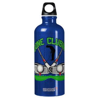 Gone Clubin' Water Bottle