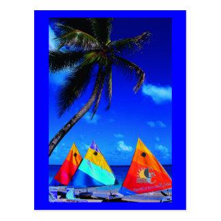 Gone Coastal Post Card