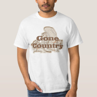 Gone Country Mens' Value T-shirt
