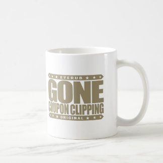 GONE COUPON CLIPPING - Love Coupons, Big Discounts Coffee Mug