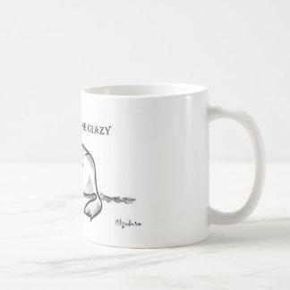 Gone Crazy - Be back soon Coffee Mug