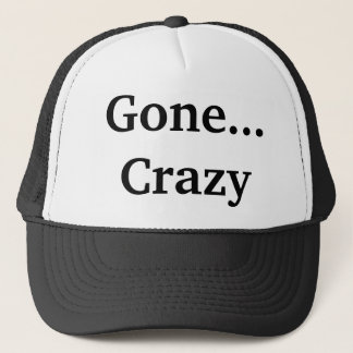 Gone Crazy hat