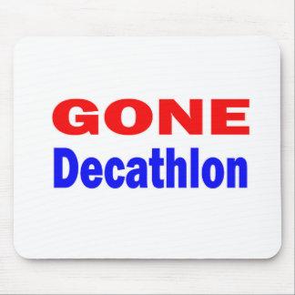 Gone Decathlon. Mouse Pad