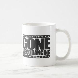 GONE DISCO DANCING - I Dance Under Spinning Balls Coffee Mug