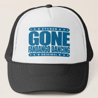 GONE FANDANGO DANCING - Love Lively Spanish Dances Trucker Hat
