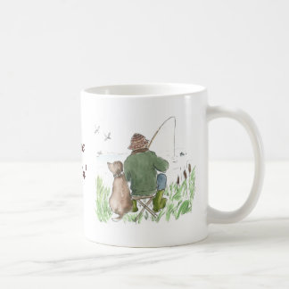 Gone fishin' - Coffee Mug