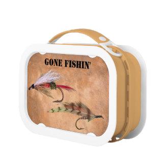 GONE FISHIN' LUNCH BOX