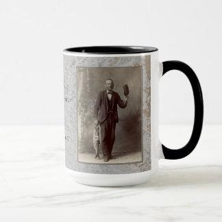 gone fishin mug