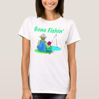 Gone Fishin' Women's T-Shirt
