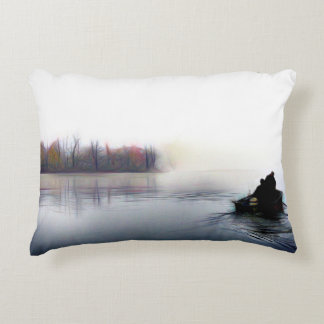 Gone Fishing Accent Pillow