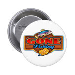 GONE FISHING BUTTONS