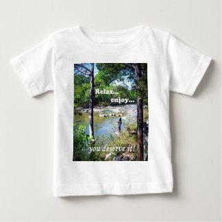 Gone Fishing Card Shirt