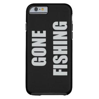 Gone Fishing Tough iPhone 6 Case
