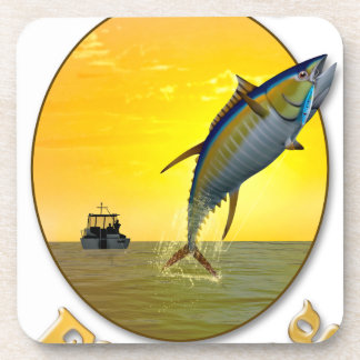 Gone Fishing Coaster