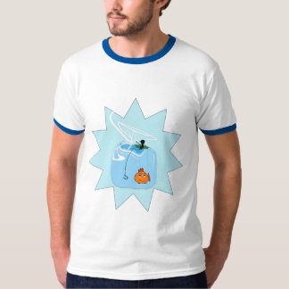 Gone Fishing - Customized T-Shirt