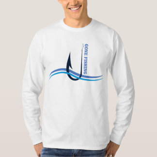 Gone Fishing (Hook) T-Shirt