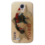 Gone Fishing iPhone 3G/3GS Case Samsung Galaxy S4 Cases