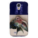 Gone Fishing iPhone 3G/3GS Case Samsung Galaxy S4 Cover