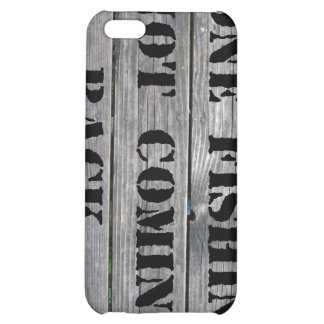 Gone Fishing Cover For iPhone 5C