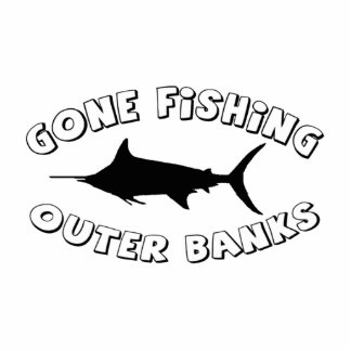 Gone Fishing OBX Cut Outs