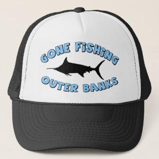 Gone Fishing...OBX Trucker Hat