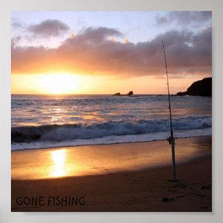 GONE FISHING , POSTER