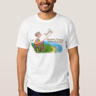 Gone Fishing Retirement Tee Shirt