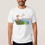 Gone Fishing Retirement Tshirt