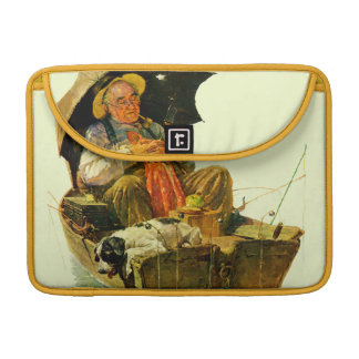Gone Fishing Sleeve For MacBook Pro