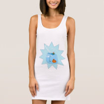 Gone Fishing Sleeveless Dress