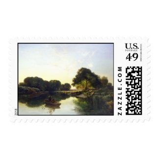 Gone Fishing Stamps