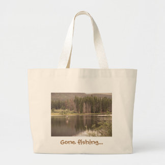 Gone Fishing... Tote