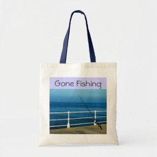 Gone Fishing Tote