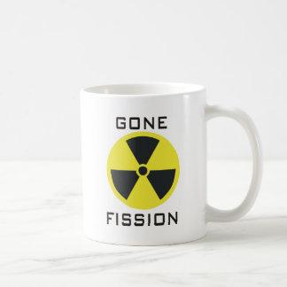 Gone Fission Coffee Mug