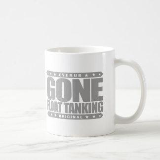 GONE FLOAT TANKING - Love Isolation Flotation Tank Coffee Mug