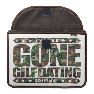 GONE GILF DATING - Grandmother I'd Love to Friend MacBook Pro Sleeves