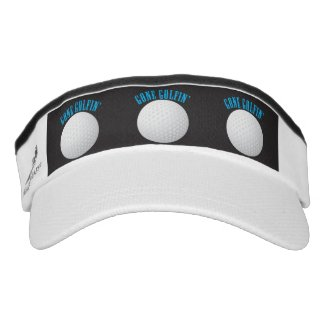 Gone Golfin' Headsweats Visors
