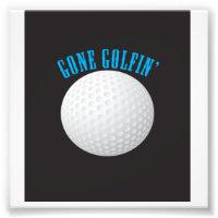 Gone Golfing Photo Print