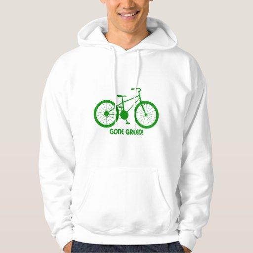 gone green hoodie