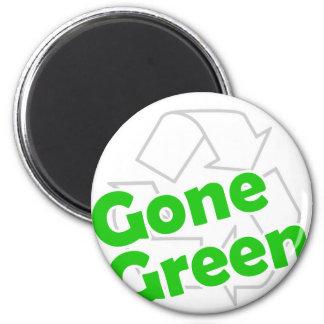 gone green magnet
