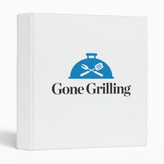 Gone Grilling Binder