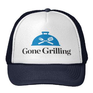 Gone Grilling Trucker Hat