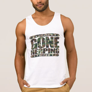 GONE HERPING - I Search for Amphibians & Reptiles Tanktops