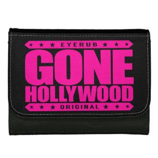 GONE HOLLYWOOD - Millionaire Movie Star aka Waiter Leather Wallets