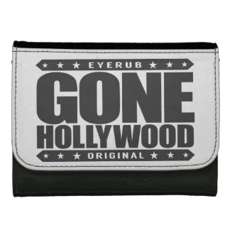 GONE HOLLYWOOD - Millionaire Movie Star aka Waiter Women's Wallets