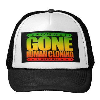 GONE HUMAN CLONING - Expert of Genetic Engineering Trucker Hat