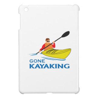 GONE KAYAKING iPad MINI COVERS
