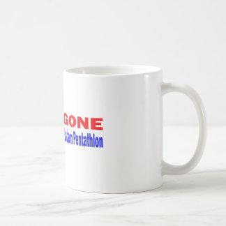 Gone Modern Pentathlon. Mug